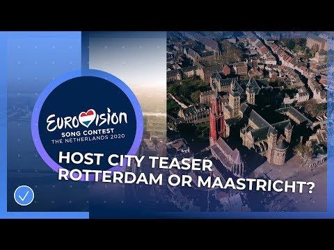 Eurovision 2020 Host City: Maastricht or Rotterdam?