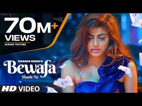 """Raashi Sood"" Bewafa Hunde Ne SONG 