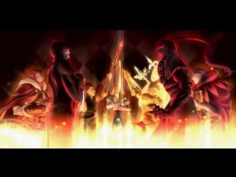Fate/Zero op oath sign Live