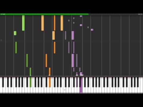 [PIANO] Kamelot - Elizabeth II (Requiem For The Innocent)
