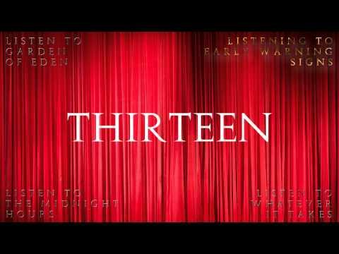 Harem Scarem - Thirteen Trailer (Official / New Studio Album / 2014)