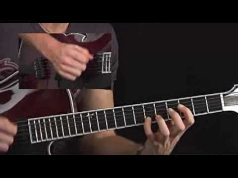 Guitar Lessons - Jazz Combustion - Andreas Oberg - Jazzed Blues in F Soloing