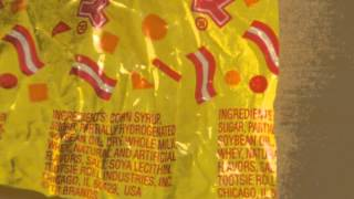 Sugar Daddy Milk Caramel Pop Tootsie Roll Industries Chicaho USA