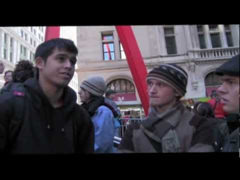 Occupy Wall Street - the Protest Movement and Citizen Activism , Barton College