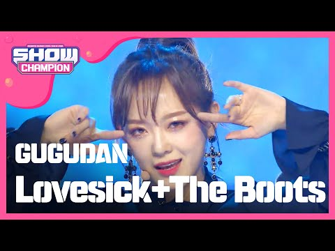 Show Champion EP.258 GUGUDAN - Lovesick+The Boots [구구단 - 러브식+더 부츠]