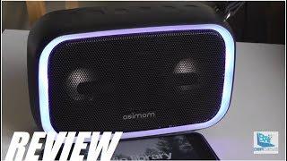 REVIEW: DOSS ASIMOM EX70 LED Bluetooth Speaker