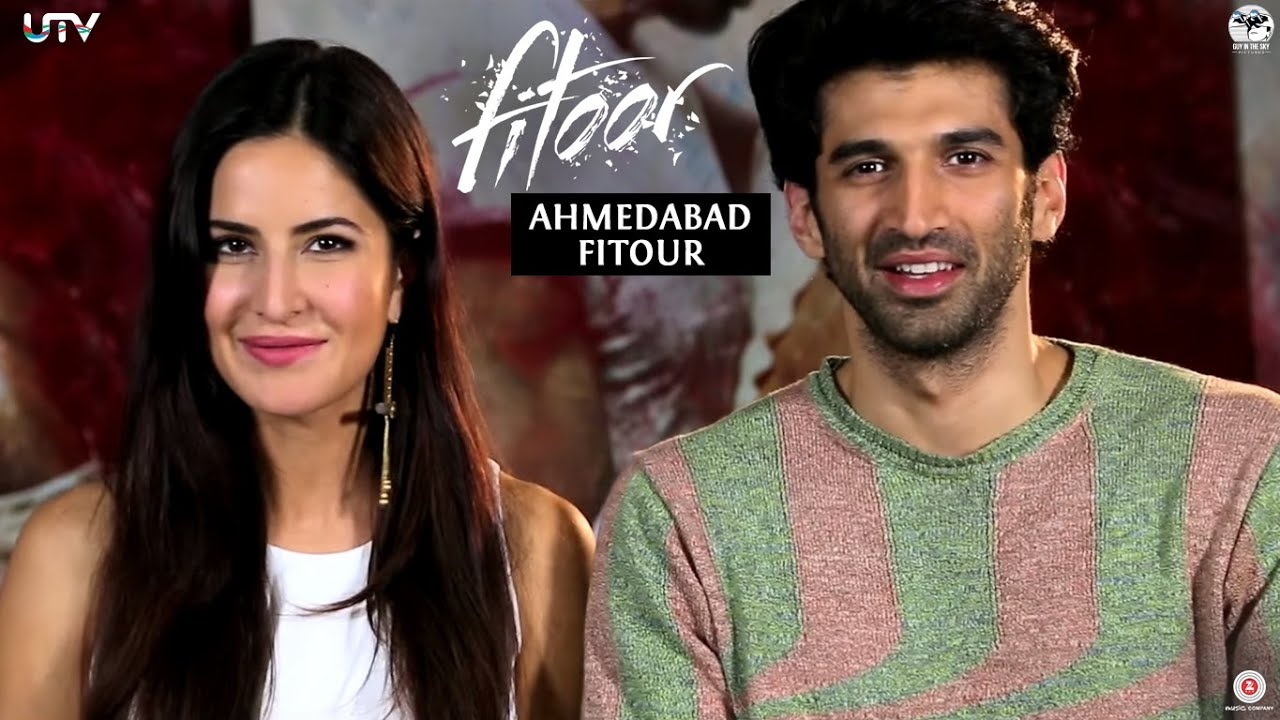 Ahmedabad Fitour | Aditya Roy Kapur and Katrina Kaif | Fitoor | In Cinemas Feb 12