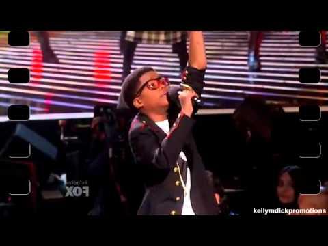 Astro - The X Factor U.S.- Michael Jackson Week