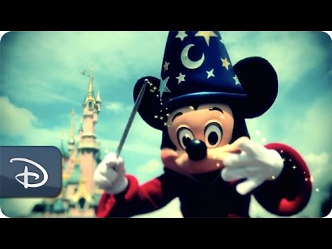 Take a Tilt-Shift Trip to Disneyland Paris
