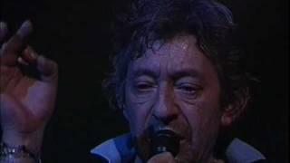 Serge Gainsbourg Bonnie And Clyde Live Au Casino De Paris 1985