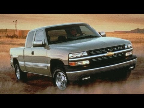 1999 Chevrolet Silverado 1500 LS Extended Cab Start Up and Review 4.3 L V6
