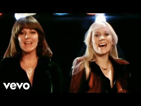 Music video by Abba performing Dancing Queen. (C) 1976 Polar Music International AB