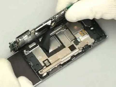 Disassemble Sony Ericsson W705 W715