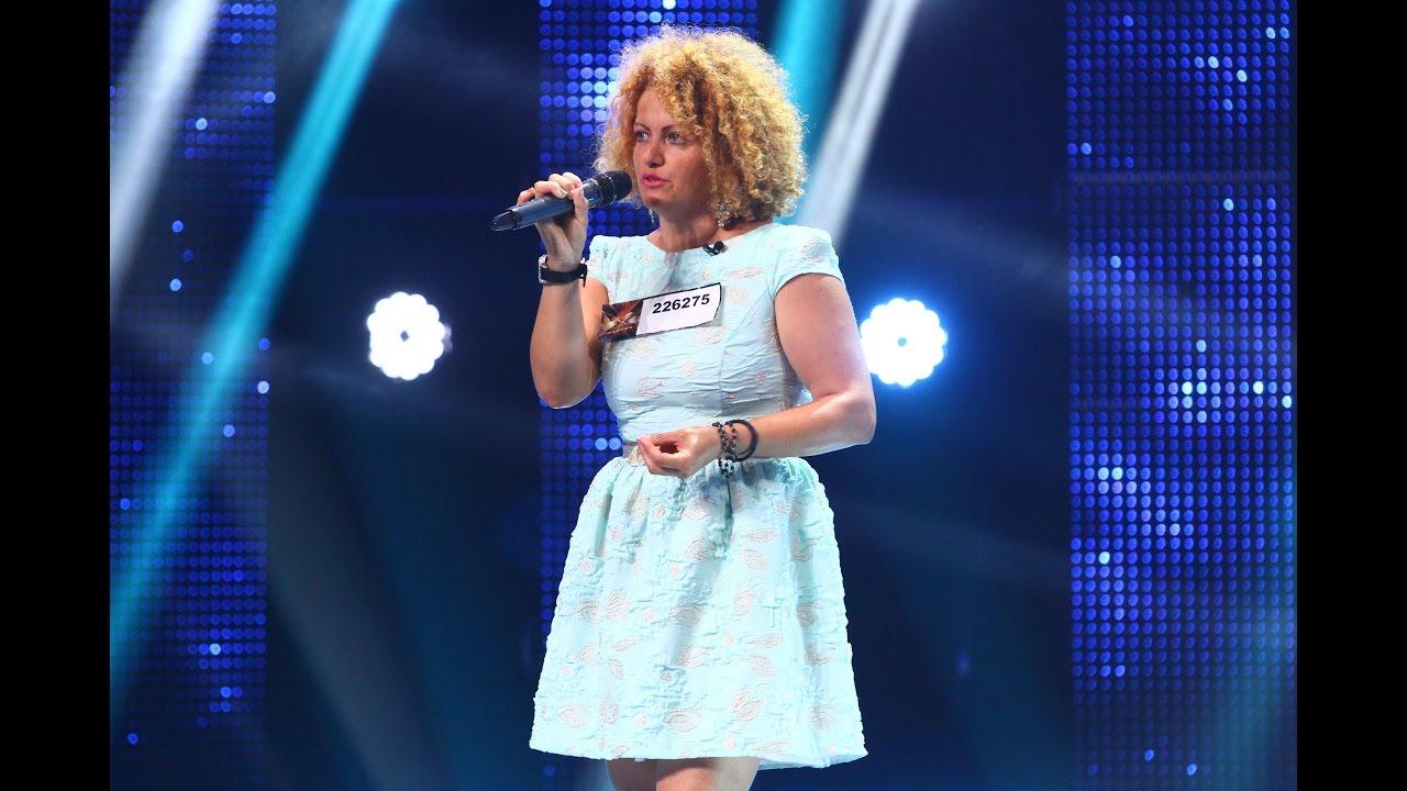 """Delia & Deepcentral - """"Gura ta"""". Vezi aici cum cântă Natalia Claudia Enache la X Factor!"""