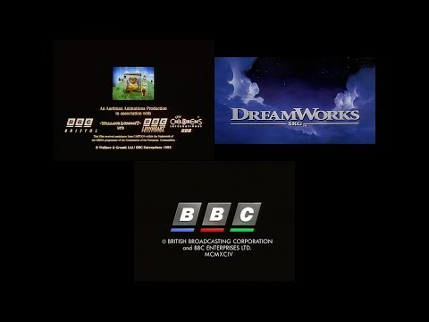An Aardman Animations Production/DreamWorks Pictures/BBC [Closing] (1993/1994/2005)