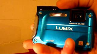 Review of the Panasonic DMC TS3 Compact Camera