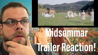 """Midsommar"" (2019) Trailer Reaction!"