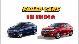 Failed cars (Sales 2018) in India, Tata, Mahindra, Nissan, Sales Report 2018