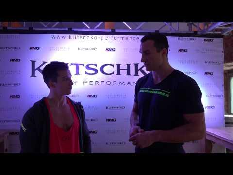 Wladimir Klitschko über Seine Ernährung - Interview