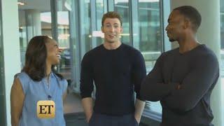 Download Lagu Captain America: Civil War - Behind The Scenes (Entertainment Tonight) Gratis STAFABAND
