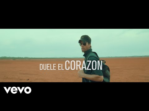 Enrique Iglesias Ft. Wisin – Duele El Corazon Official Video Music