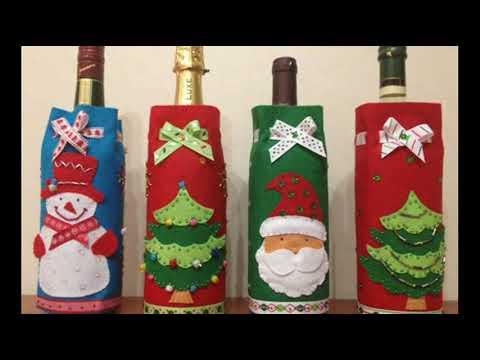 Как сшить мешочек для бутылки шампанского 18