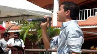 Video Clip Kevin Ruano Orgullo de Jutiapa