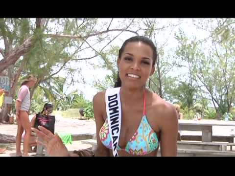 Miss Universe 2009: Ada Aimee De la Cruz, Miss Dominican Republic