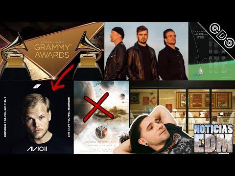 Nuevo Álbum de Avicii, Skrillex y Martin Garrix, F por Los Grammys, Tomorrowland Online 2021 y más