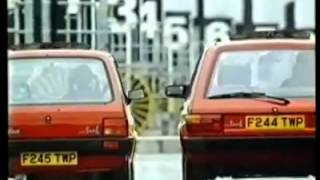 1980's Austin Maestro and Metro commercial