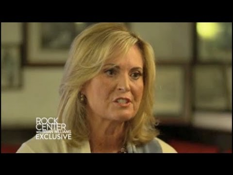 Ann Romney Defends Mitt Hiding Tax Returns