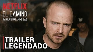 El Camino: Um Filme Breaking Bad • Trailer Legendado