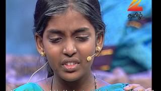 Pavitra and Shreedhar - Performance - Episode 24 - October 23, 2016 -  Junior Superstars