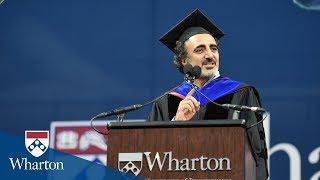 Hamdi Ulukaya, Keynote Speaker | Wharton MBA Graduation 2018