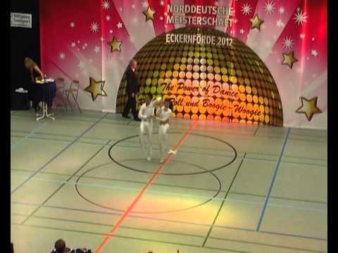 Julia Weigel & Alexander Jobst - Norddeutsche Meisterschaft 2012
