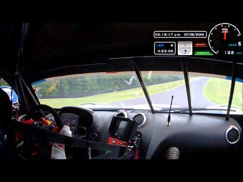Fastest Lap of the 2014 Ultimate Track Car Challenge: SRT Viper GT3-R