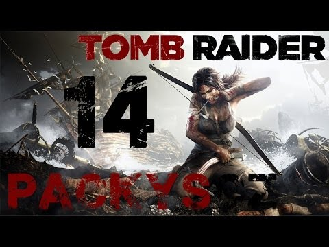 Tomb Raider ►14◄ Let's Play / GamePlay [CZ / SK]