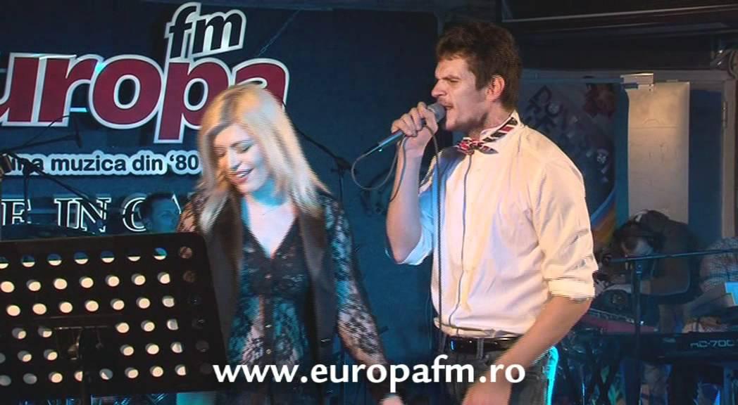 Europa FM LIVE in GARAJ: Vama & Loredana Groza - Pe sarma - YouTube