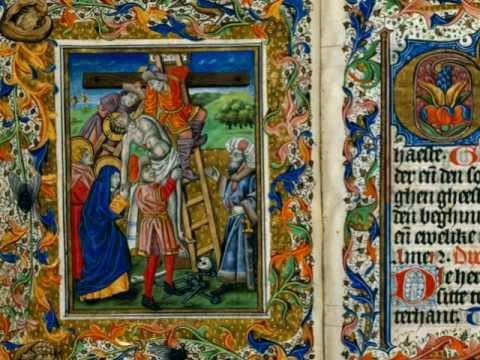 Gregorian Chant - Dominus dixit ad me