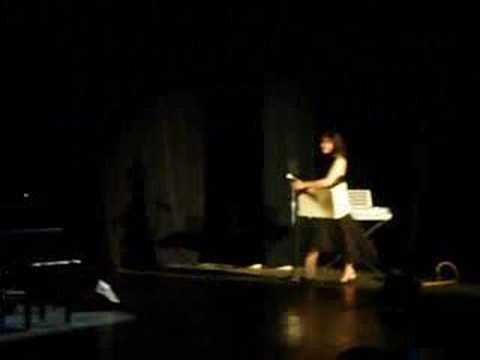 Talent Show Piano Comedy 2008