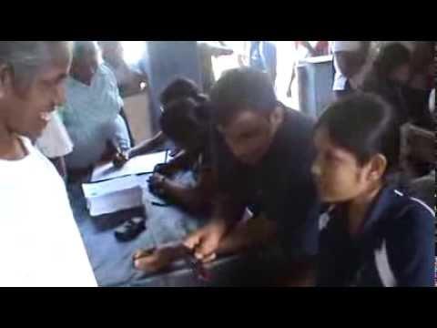 Video 3Health camp 2011 by Batch 21st Faculty of medicine, University of kelaniya, Srilanka