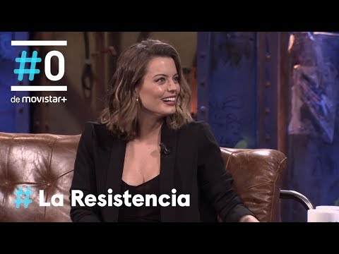 LA RESISTENCIA - Entrevista a Adriana Torrebejano    #LaResistencia 08.10.2018
