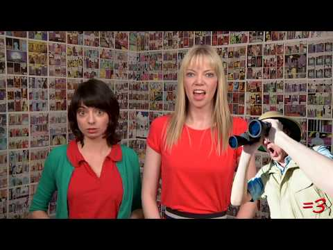 ZEBRA HICKEY - Garfunkel and Oates Video