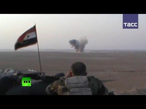 Сирийские войска деблокировали Дейр-эз-Зор