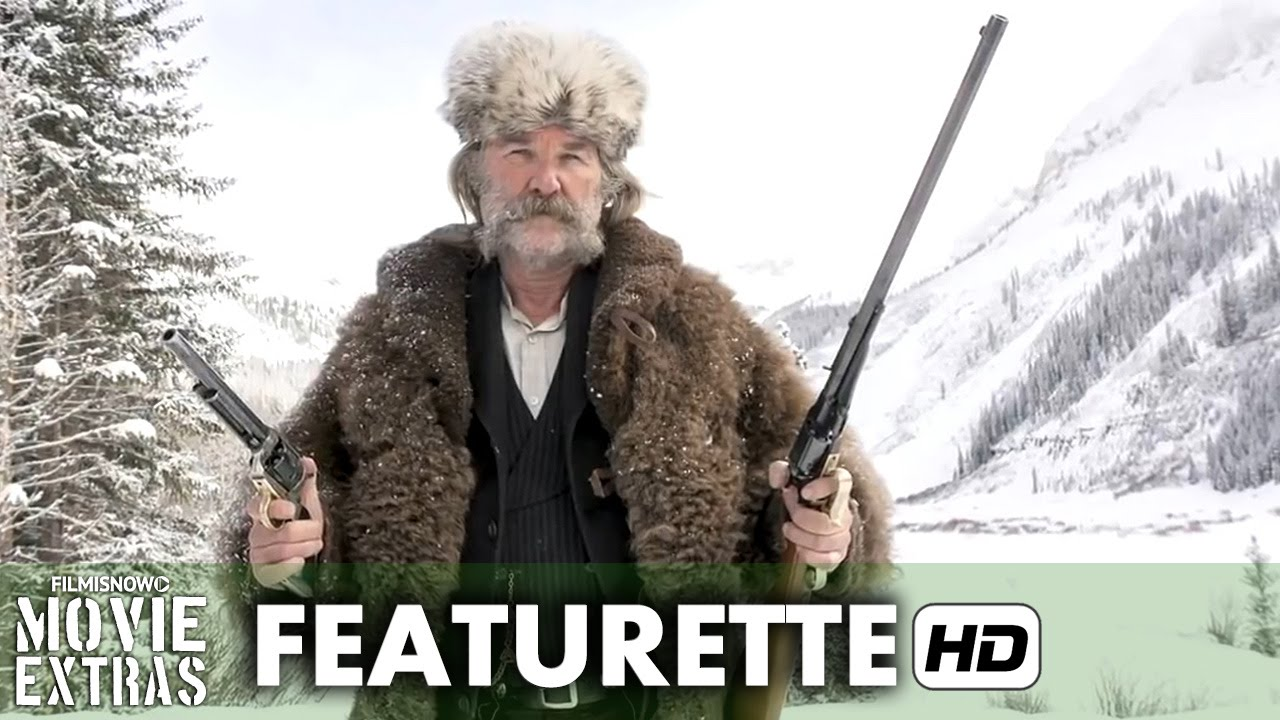 The Hateful Eight (2015) Featurette - Costume Design