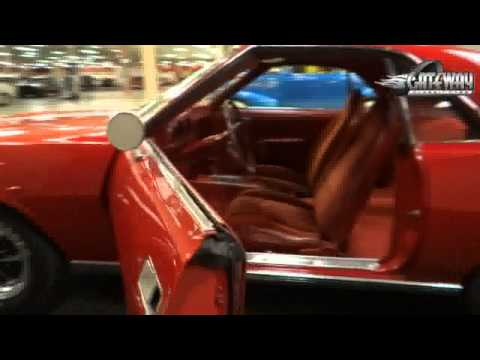 1968 AMC AMX for sale at Gateway Classic Cars in St. Louis, MO