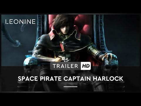Capitan harlock 2014 free