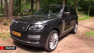 Range Rover Autobiography (2019) Test Sürüşü | ''TR'de ilk kez'' Dünyanin en Lüks Suv'u