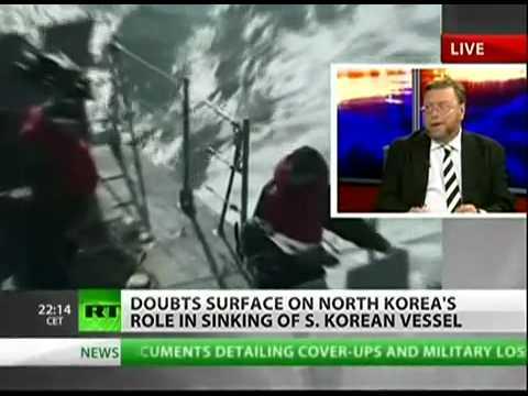N. Korea did not sink S. Korean warship