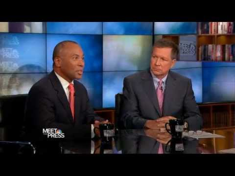 MSNBC - Meet The Press - John Kasich, Deval Patrick Debate Impact Of Jobs Report 6-3-2012
